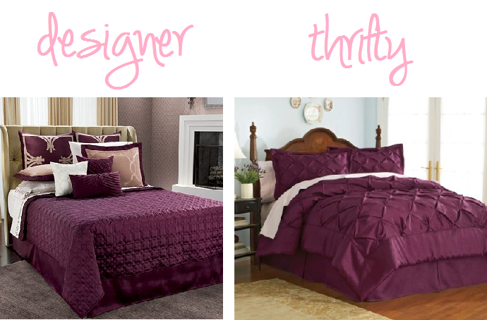 Superb Affordable Designer Vs Thrifty Thriftylove With Comforter Vs Quilt.