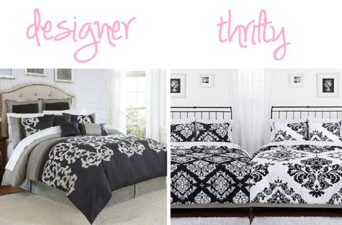 Designer Vs Thrifty Thriftylove